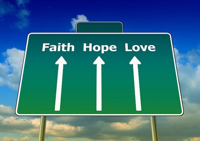 Meditation für Vertrauen, Hoffnung und Liebe