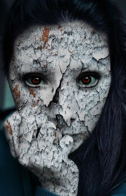 Böse Menschen als Inkarnation des Grauens