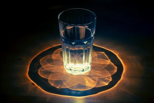 Wertvolles Trinkwasser