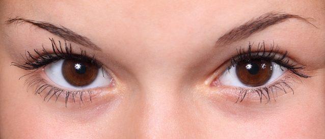 Empathische Augen