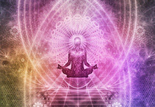 Meditation zur Frequenzerhoehung