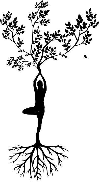 Das Ego als Stamm des Baumes