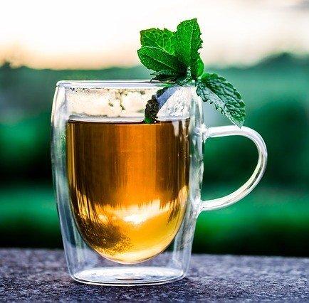 Ein Glas Tee für dich