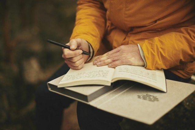 Tagebuch führen