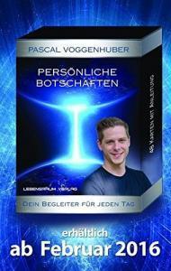 Persönliche Botschaften Pascal Voggenhuber Kartenset